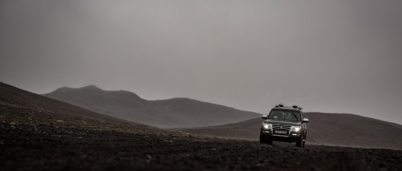 How to Drive on F-Roads in the Icelandic Highlands