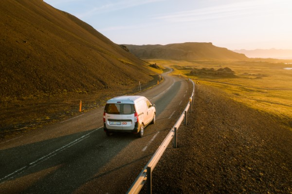 The Best 10 Day Ring Road Itinerary for Campervans
