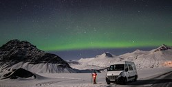 A Winter Ring Road Itinerary for Campervans in Iceland