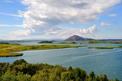 The Best Hikes Around Lake Mývatn