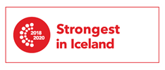 Strongest in Iceland