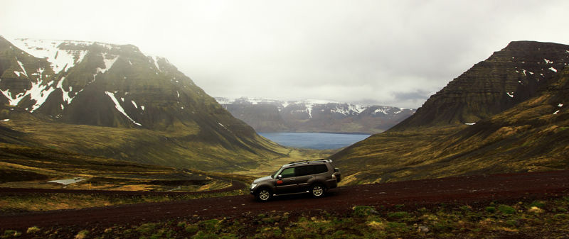 The Go Campers Guide to the Westfjords